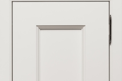 Hampton Paint Grade Dove White Single Bead Inset Polished Nickel Hinges 3.hd