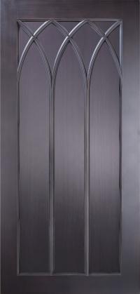 10 Lite Gothic Arch Wood Panel.hd
