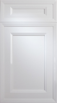 Forest Hill 44 MDF White.hd