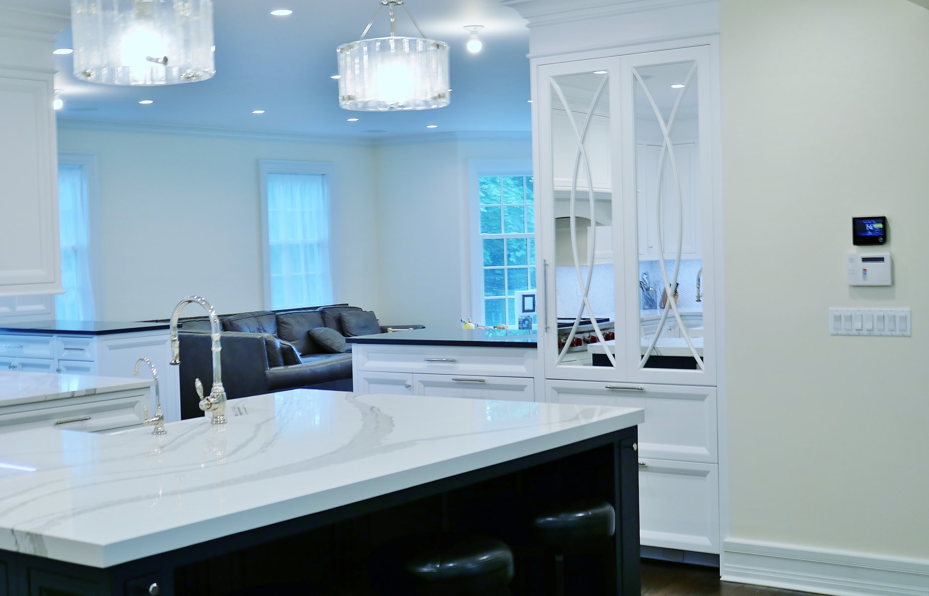 More than just a kitchen, its a work of art - RAJ Kitchen and Bath
