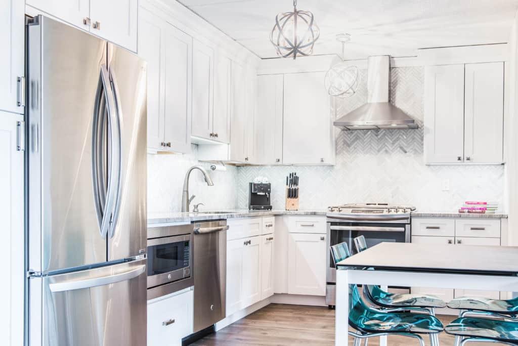 RAJ Kitchen and bath Remodel in Harrison NY