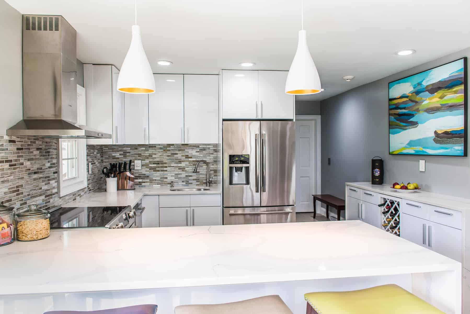 kitchen remodel in new rochelle