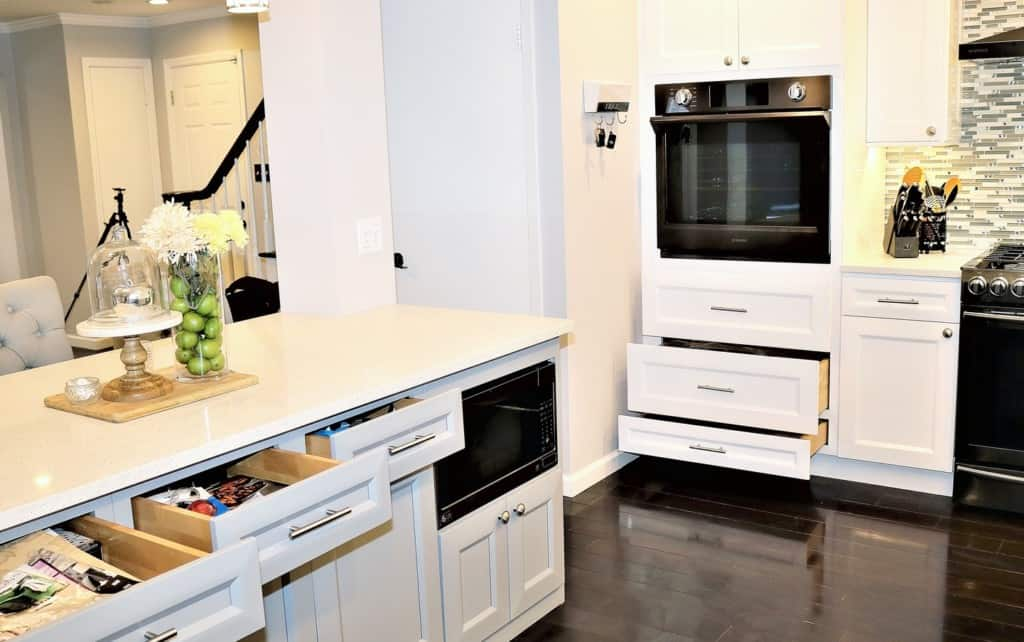 This Nyack Kitchen Gets A Shocking Makeover