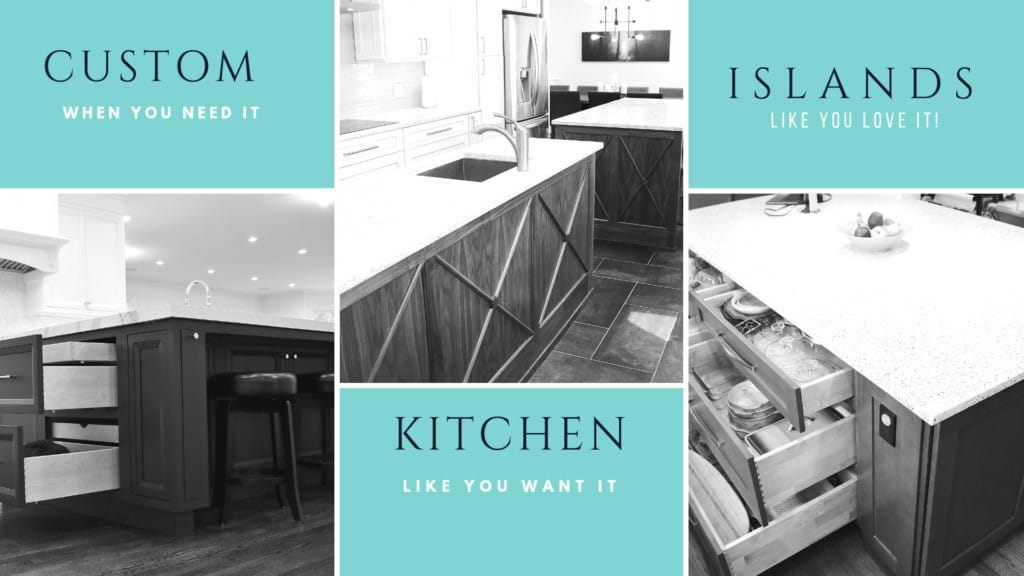 Kitchen island blogs